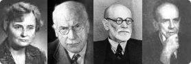 Founders of Socionics